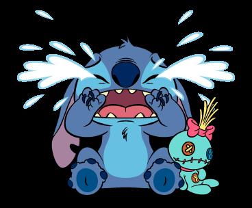Stitch Stickers 22