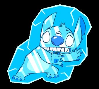 Stitch Stickers 24