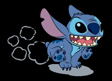 Stitch Stickers 26