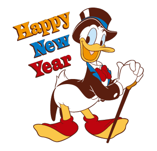 Christmas And New Year Sticker 21