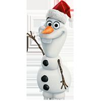 オラフ・ディズニーの冷凍ステッカー 22