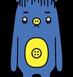 GU-बू स्टिकर 2