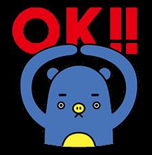 GU-BOO Stickers 7
