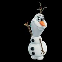 オラフ・ディズニーの冷凍ステッカー 30