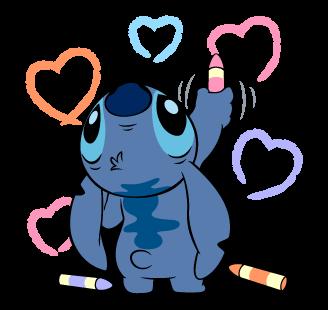 Stitch Stickers 40