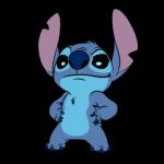 Stitch สติกเกอร์ 4