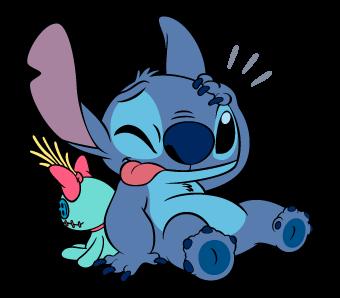 Stitch Stickers 7