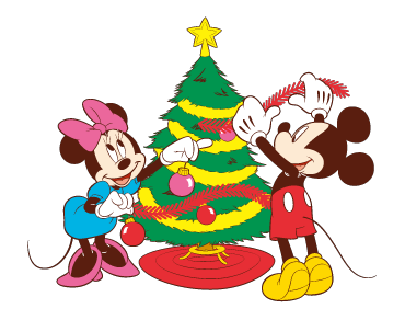 Christmas And New Year Sticker 4