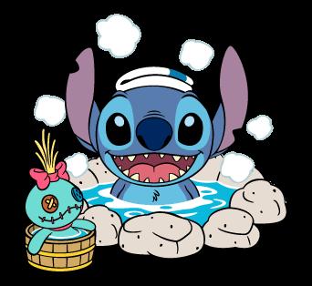 Stitch Stickers 11