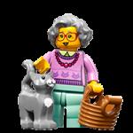 Lego figurica naljepnica 2