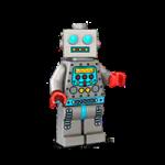 Lego Minifigures наклейки 4