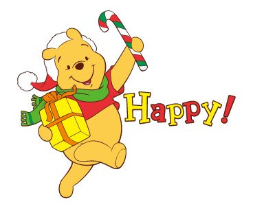 Christmas And New Year Sticker 7