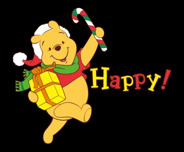 Різдво і Новий рік наклейка 7