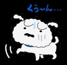 Crayon Shin-Chan autocolant 9