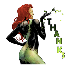 DC Comics Super-Villains Sticker 5