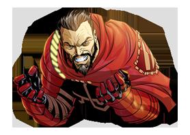 DC Comics Super-Villains Sticker 10