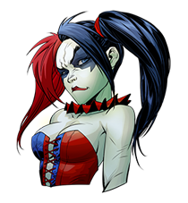 DC Comics Super-Villains Sticker 19