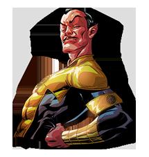 DC Comics Super-Villains Sticker 23