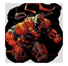 DC Comics Super-Villains Sticker 25