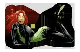DC Comics Super-Villains Sticker 33