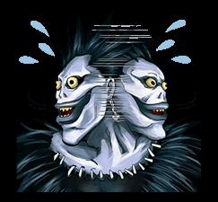 Death Note Sticker 23