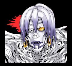 Death Note Sticker 36