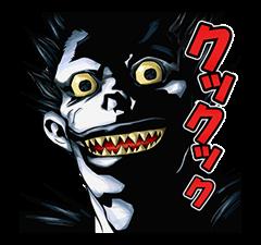 Death Note Sticker 1