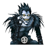Death Note Sticker 2