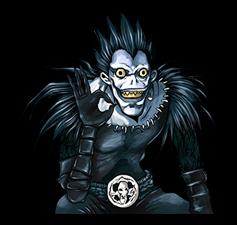 Death Note Sticker 2