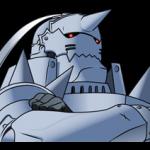 Fullmetal Alchemist αυτοκόλλητο 4