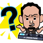Linkin Park Adesivos 2
