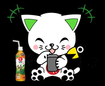 Oishi Neko Abțibilduri 11