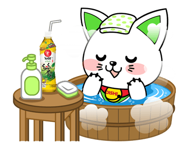Oishi Neko Abțibilduri 15