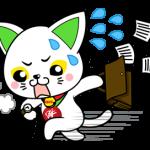 Oishi Neko Stickers 4