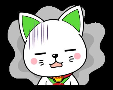 Oishi Neko Abțibilduri 5