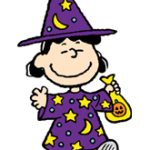 Snoopy Halloween Stickers 4