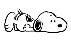 Snoopy Stickers 12