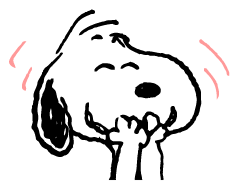 Snoopy Stickers 23