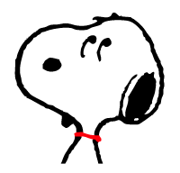 Snoopy Stickers 32