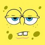 Spongebob наклейки 4