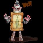 Den Boxtrolls Sticker 5