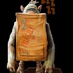 Den Boxtrolls Sticker 6