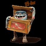 Den Boxtrolls Sticker 8