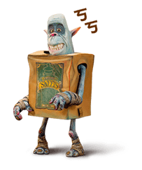 The Boxtrolls Sticker 2