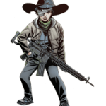 The Walking Dead matrica 4