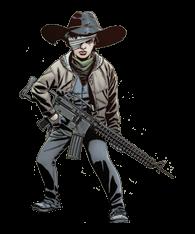 The Walking Dead Sticker 4