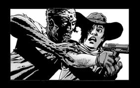 The Walking Dead Sticker 7