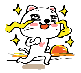 Mochi's Funny Story Stickers 15
