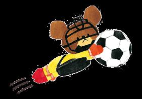 The Bears School Sticker 34