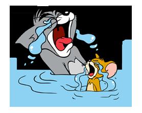 Tom ve Jerry Sticker 16